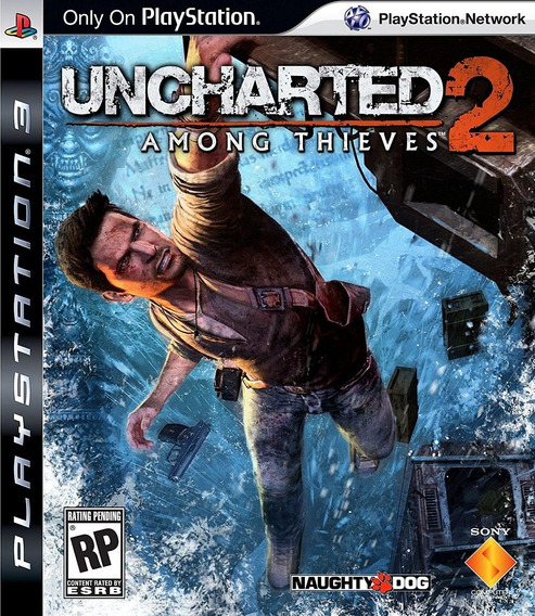 Ps3 Uncharted 2 Among Thieves Goty Edition Ingles Espanhol