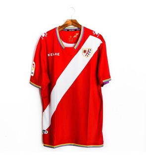 Camisas Futebol Masculino Rayo Vallecano 2017/18 Away Kelme