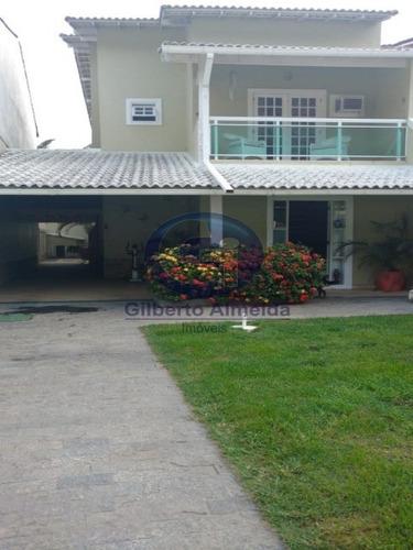 Imagem 1 de 13 de Casa A Venda Com 3 Quartos No Bosque Dos Esquilos (rua Araticum) - J-62191 - 69219134