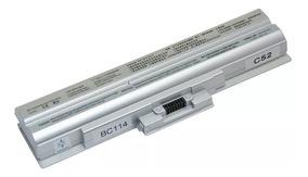 Bateria Para Notebook Sony Vaio Vgp-bps13/s | 5200mah Prata