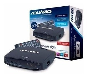 Conversor Gravador Digital Aquário Dtv7000 Full Hd+ant.16dbi