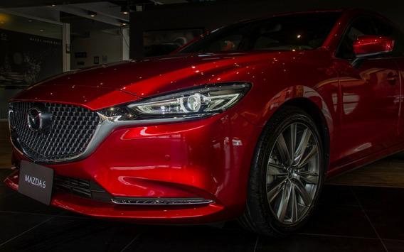 Mazda 6 Signature 2.5 Lt 2020 -- Cr 30 *