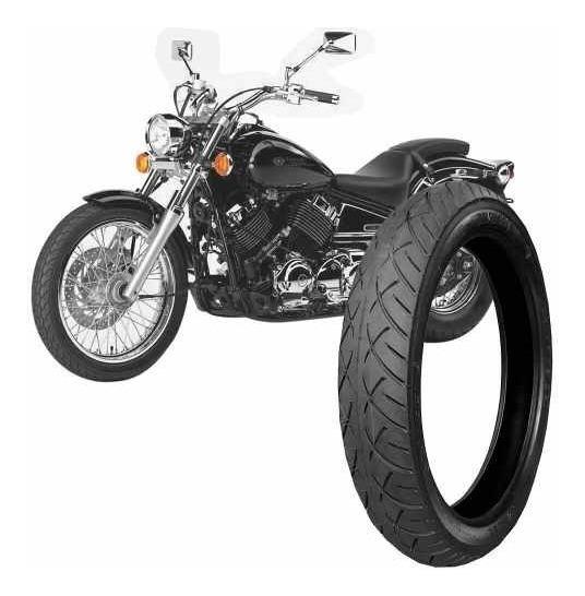 Pneu Moto Drag Star Technic 100/90-19 57h Dianteiro Iron
