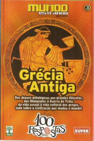 Mundo Estranho 03 Grecia Antiga - Bonellihq Cx371 G18