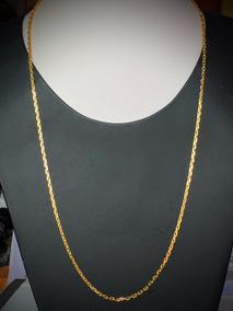 Colar Em Ouro 18k (750) 9.9gr.comp. 60cm.