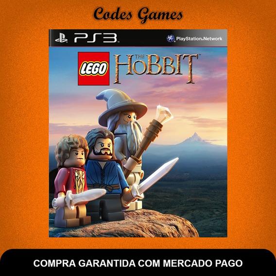 Lego The Hobbit - Ps3 - Pronta Entrega