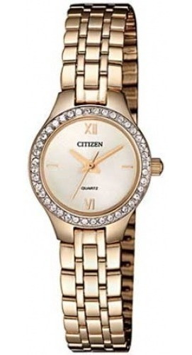 Relógio Citizen Feminino Analógico Ej6143-59a / Tz28539o