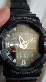 Relógio Casio G-shock Gba 400 Bluetooth