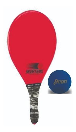 Bola Frescobol Penn Ultra Blue + 1 Raquete