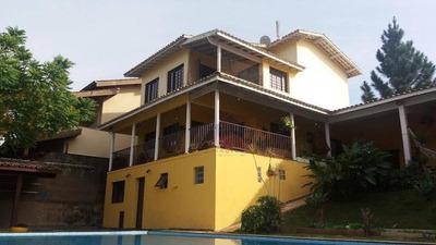 Casa Residencial À Venda, Recreio Maristela, Atibaia. - Ca0145