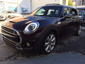 Mini Clubman 2.0 S Hot Chili At