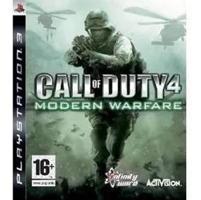 Call Of Duty 4 Modern Warfare + Dlc Ps3 Psn Envio Na Hora