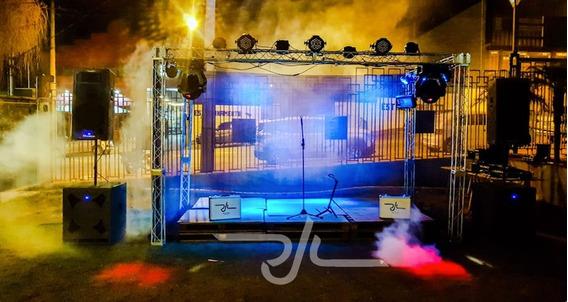 Locaçao De Caixa De Som P/ Festas E Eventos Dj