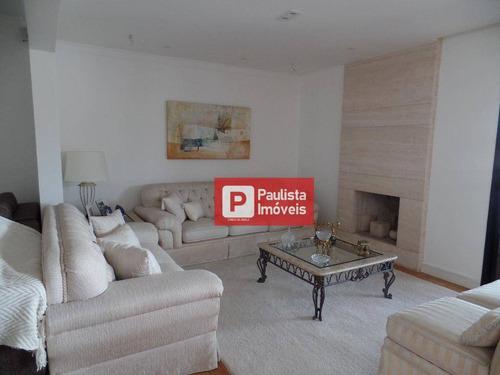 Apartamento Com 4 Dormitórios À Venda, Brooklin Novo - São Paulo/sp - Ap22951