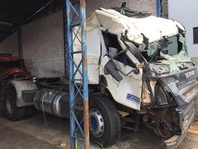 Sucatas Scania P340 G360 R400 R480 6x2 6x4 Vendidos Em Peças