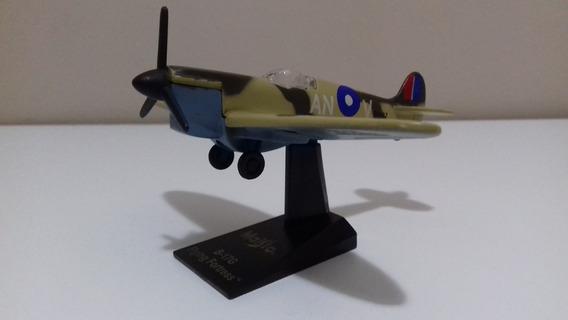 Avião Supermarine Spitfire Mk-vb - Miniatura - Maisto