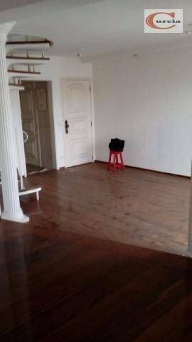 Apartamento Duplex Residencial Para Locação, Vila Mascote, São Paulo. - Ad0025