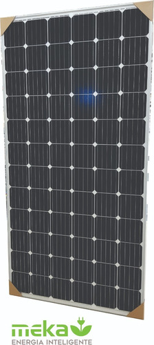 Panel Solar Fotovoltaico Monocristalino Meka 340 W