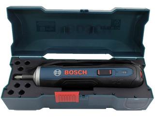 Parafusadeira Bosch Go Bivolt 3,6 Com Kit Bits