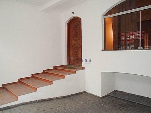 Casa 121m², 3 Dormitorios,  1 Vagas - Mirandópolis - Ca1093