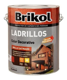 Brikol Ladrillos Impermeabilizante 1l Pintumm