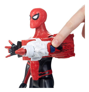 Figura Acción Spiderman Far From Home Hasbro E5766