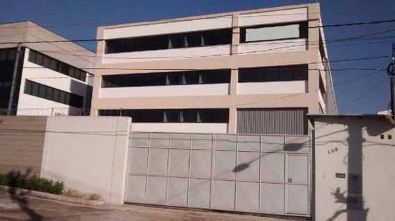 Galpão Comercial Para Locação, Jardim Passárgada I, Cotia. - Ga0018
