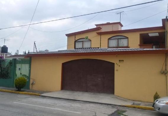 Departamento En Renta En Federal (adolfo López Mateos), Toluca, México