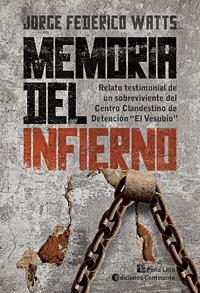 Memoria Del Infierno, Jorge Federico Watts, Continente