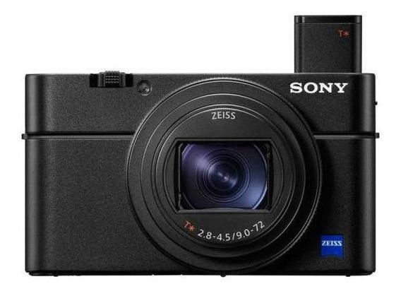 Câmera Sony Rx100 Vi (dsc-rx100m6) Wifi/4k Preto