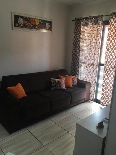 Apartamento Com 2 Dormitórios À Venda, 50 M² Por R$ 280.000 - Jardim Ibitirama - São Paulo/sp - Ap6655