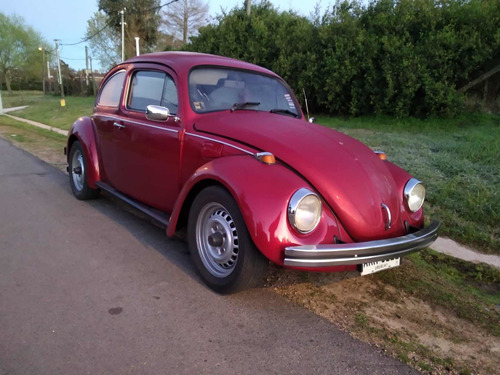 Volkswagen Escarabajo Fusca Año 1979