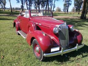 Oldsmobile F36 - 1936 - Convertible