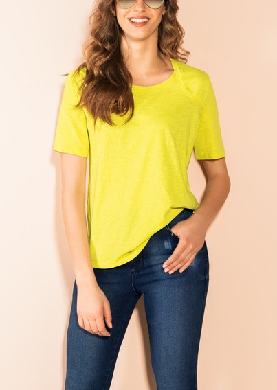 Playera Amarillo 1420197