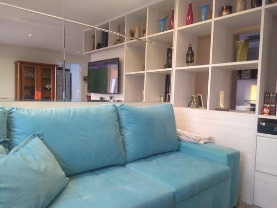 Apartamento Em Jardim Wanda, Taboão Da Serra/sp De 73m² 3 Quartos À Venda Por R$ 450.000,00 - Ap536746