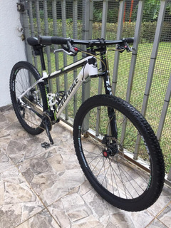 Cannondale Lefty 3 Carbono Rin 29 Biplato 11.42 Recibo Ruta
