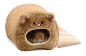 Hamster Cama Hamaca Casa Raton Kawaii Cute Mujer Niños Lindo