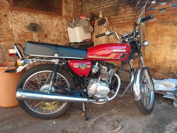 Honda Cg Bolinha