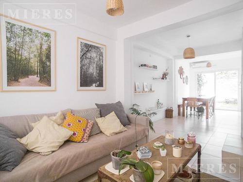 Terrazas Del Este - Triplex En Venta Con Dos Dormitorios, Playroom Y Jardin