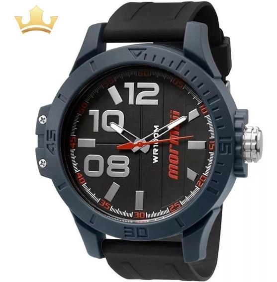 Relógio Mormaii Masculino Mo2035ic/8r C/ Garantia E Nf Full
