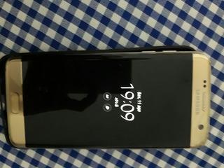 Samsung Galaxy S7 Edge Dourado