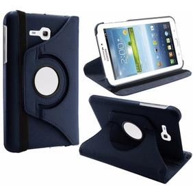 Capa Giratória Tablet Galaxy Tab E 7 T116 T110 T111+pelicula