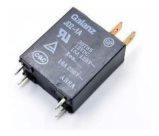 Relé Micro-ondas Jd2-1a 30t85 12vdc 16a 125v 250v Galanz Gp