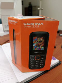 Celular Senwa Street S319