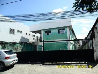 Prédio Comercial Para Venda E Locação, Arruda, Recife - Pr0034. - Pr0034