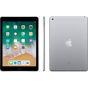 iPad 128gb Wi-fi - Cinza-espacial