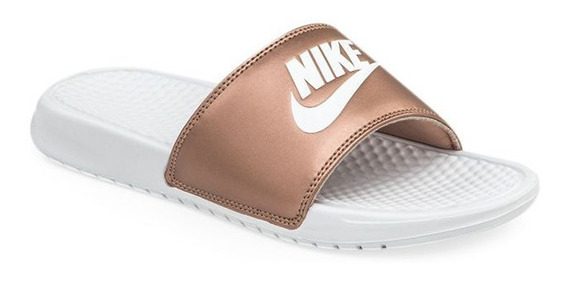 Ojotas Nike Dama Benassi Jdi 100% Originales Con Garantía
