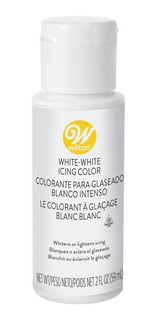 Colorante Para Glaseado Blanco Intenso Wilton