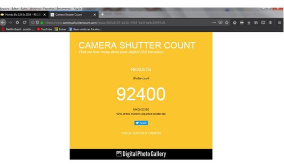 Camera Nikon D300