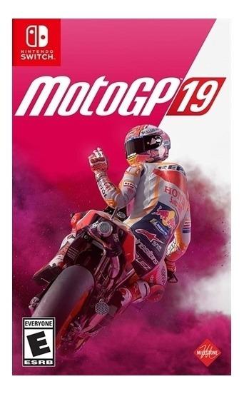 Motogp 19 - Switch Lacrado